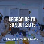 Upgrading to ISO 9001:2015