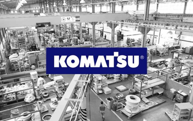 Total Productive Maintenance Implementation – PT. Komatsu Undercarriage Indonesia
