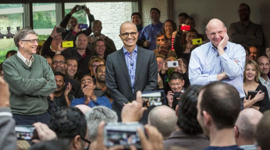 Book Review: Hit Refresh (Satya Nadella)