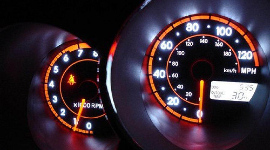 Speedometerku