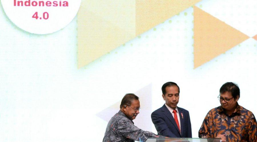 INDONESIA Dalam Pusaran Revolusi Industri 4.0