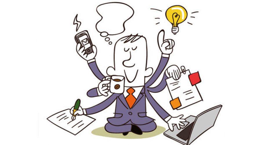 Pro Kontra Efektivitas Multitasking