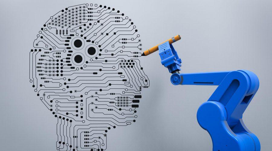 6 Keuntungan Memanfaatkan AI pada Indutri Manufaktur
