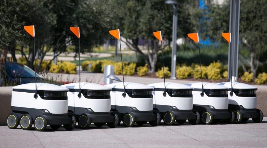 Kirim Paket Pakai Robot? Ini 5 Perusahaan yang Sudah Melakukannya!